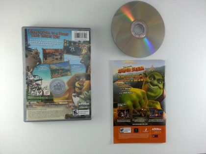 Madagascar game for Xbox (Complete) | The Game Guy