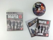 Mafia II game for Sony Playstation 3 PS3 -Complete