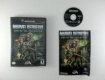 Marvel Nemesis Rise of the Imperfects game for Nintendo Gamecube -Complete