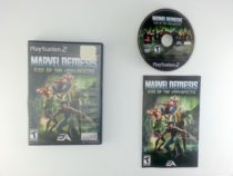 Marvel Nemesis Rise of the Imperfects game for Sony Playstation 2 PS2 -Complete