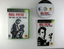 Max Payne 2 Fall of Max Payne game for Microsoft Xbox -Complete