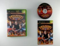 Monster Garage game for Microsoft Xbox -Complete