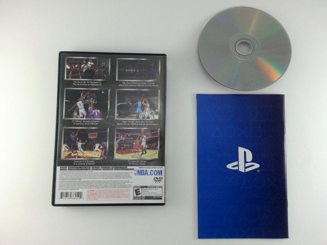 NBA 09 The Inside game for Playstation 2 (Complete) | The Game Guy