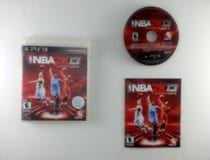 NBA 2K13 game for Sony Playstation 3 PS3 -Complete