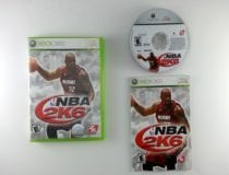 NBA 2K6 game for Microsoft Xbox 360 -Complete