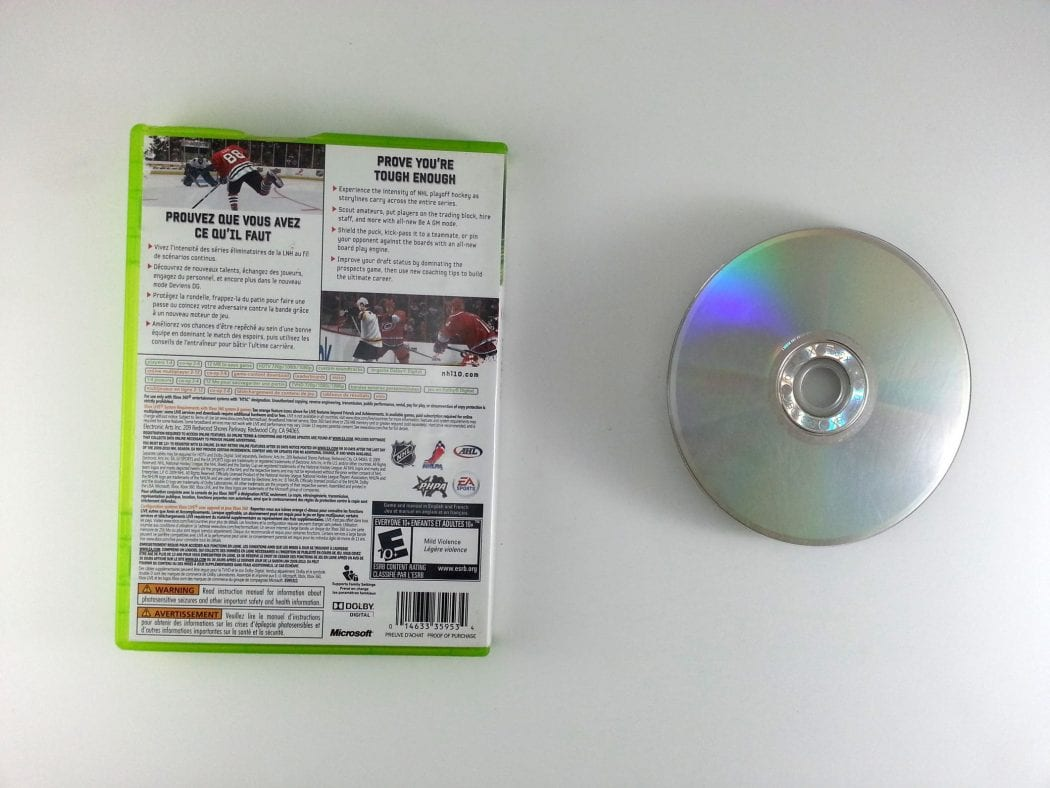 NHL 10 game for Xbox 360 | The Game Guy