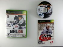 NHL 2006 game for Microsoft Xbox -Complete