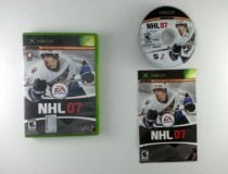 NHL 2007 game for Microsoft Xbox -Complete