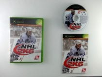 NHL 2K6 game for Microsoft Xbox -Complete