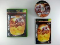 NHL Rivals game for Microsoft Xbox -Complete