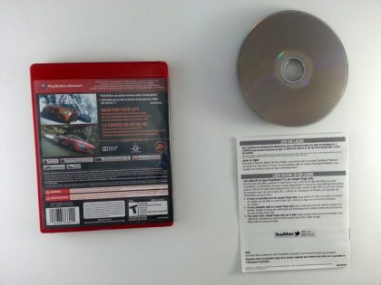 Need For Speed: The Run game for Playstation 3 (Complete)   The Game Guy
