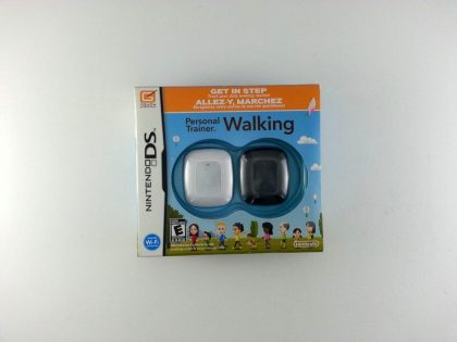 Personal Trainer: Walking game for Nintendo DS -Complete