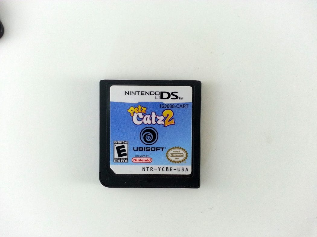 Petz Catz 2 game for Nintendo DS - Loose