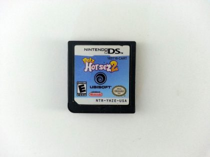 Petz Horsez 2 game for Nintendo DS - Loose