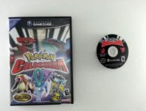 Pokemon Colosseum Bonus Disc game for Nintendo Gamecube -Game & Case