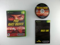 Pro Race Driver game for Microsoft Xbox -Complete