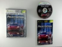 Project Gotham Racing game for Microsoft Xbox -Complete