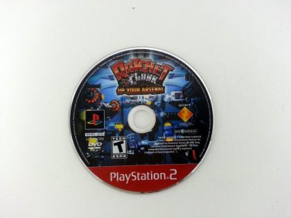 Ratchet and Clank Up Your Arsenal game for Sony Playstation 2 PS2 - Loose