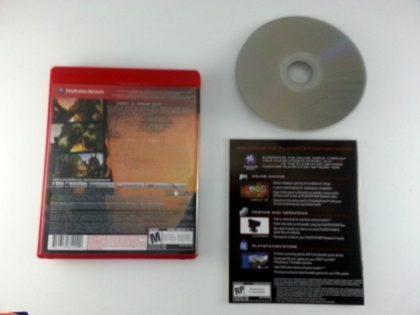 Resistance 2 game for Playstation 3 (Complete) | The Game Guy