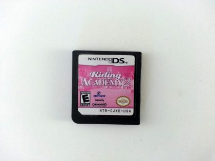 Riding Academy 2 game for Nintendo DS - Loose