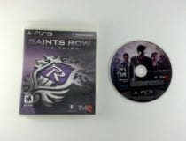 Saints Row: The Third game for Sony Playstation 3 PS3 -Game & Case