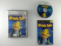 Shark Tale game for Microsoft Xbox -Complete