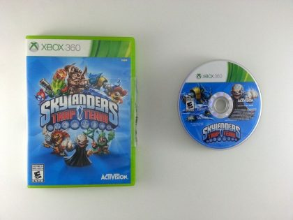 Skylanders Trap Team: Starter Pack game for Microsoft Xbox 360 -Complete
