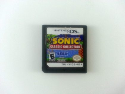 Sonic Classic Collection game for Nintendo DS - Loose