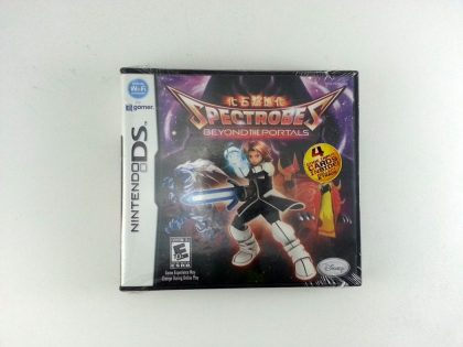 Spectrobes Beyond The Portals game for Nintendo DS - New