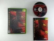 Spiderman 2 game for Microsoft Xbox -Complete