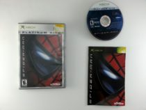 Spiderman game for Microsoft Xbox -Complete