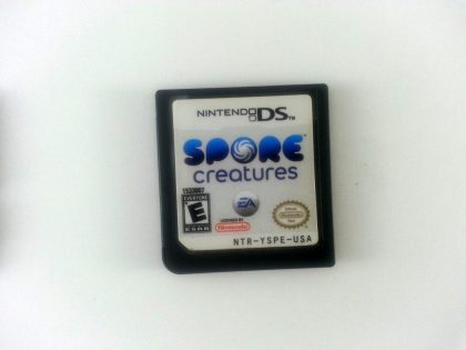 Spore Creatures game for Nintendo DS - Loose