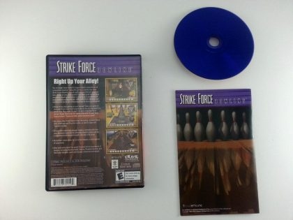 Strike Force Bowling game for Playstation 2 (Complete) | The Game Guy