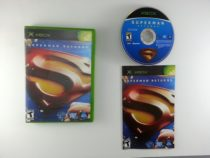 Superman Returns game for Microsoft Xbox -Complete