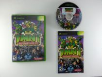 TMNT Mutant Melee game for Microsoft Xbox -Complete