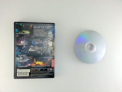 Terminator Dawn of Fate game for Playstation 2   The Game Guy