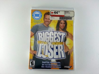 The Biggest Loser game for Nintendo DS - New