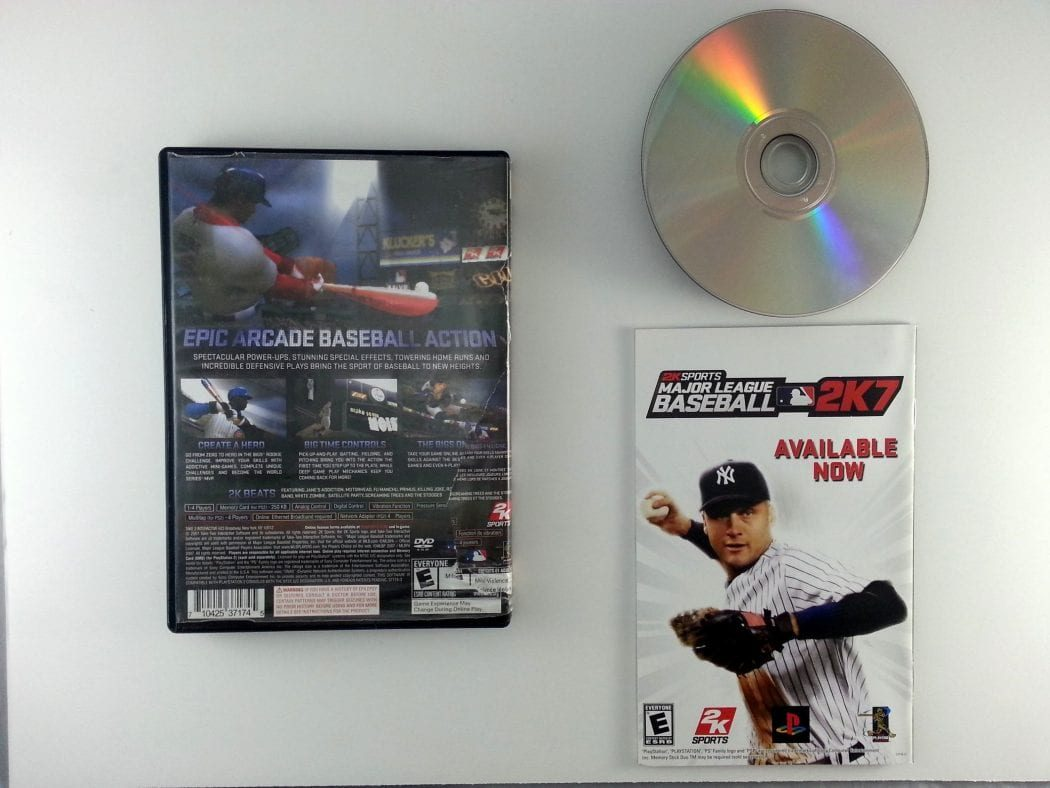 The Bigs game for Playstation 2 (Complete)   The Game Guy