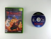 The Incredibles Rise of the Underminer game for Microsoft Xbox -Game & Case