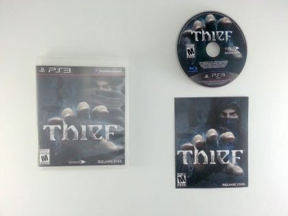 Thief game for Sony Playstation 3 PS3 -Complete