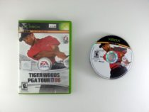 Tiger Woods 2006 game for Microsoft Xbox -Game & Case