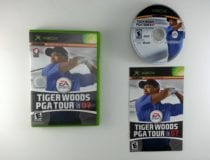 Tiger Woods 2007 game for Microsoft Xbox -Complete