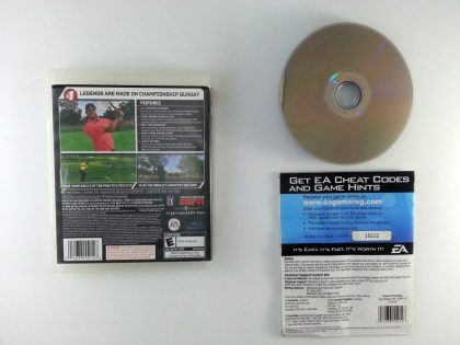 Tiger Woods PGA Tour 13 Masters Collectors Edition game for Playstation 3 (Complete) | The Game Guy