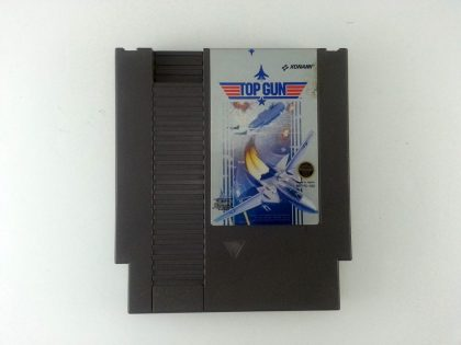 Top Gun game for Nintendo NES - Loose