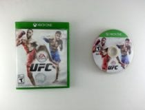 UFC game for Microsoft Xbox One -Complete