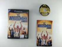 WWE Wrestlemania XIX game for Nintendo Gamecube -Complete