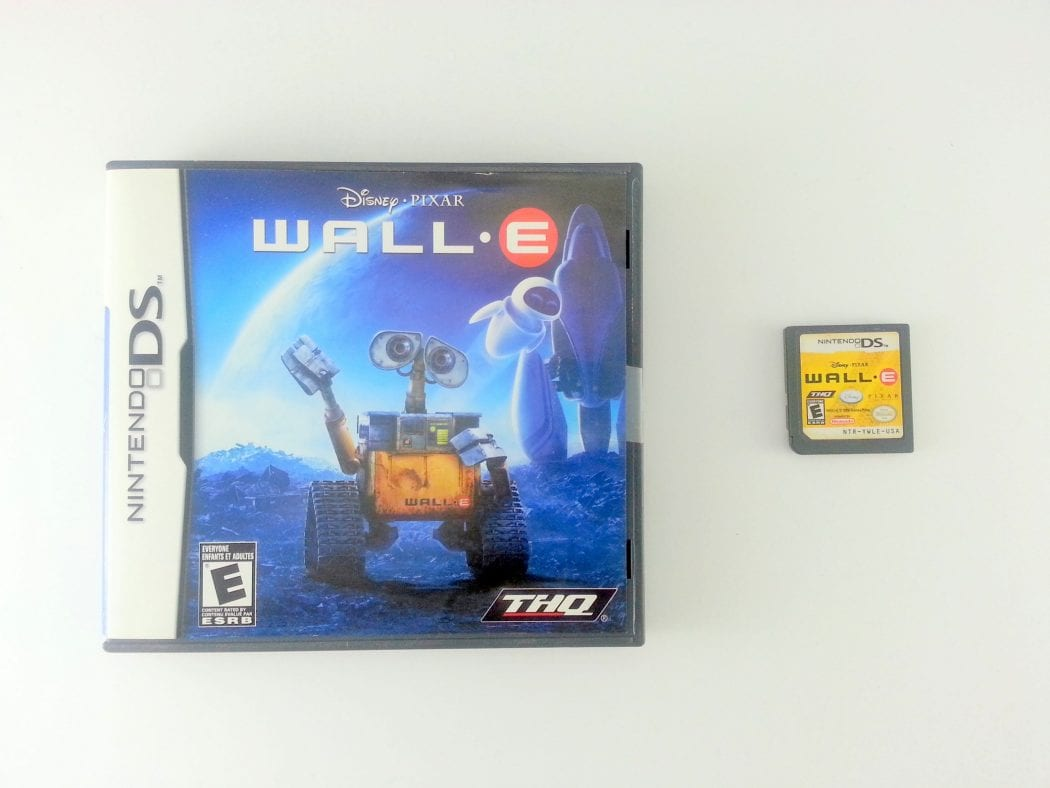 Wall-E game for Nintendo DS -Game & Case