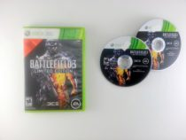 Battlefield 3 Limited Edition game for Microsoft Xbox 360 -Complete