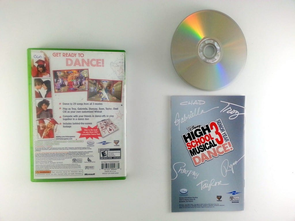 Disney Sing It High School Musical 3 game for Xbox 360 (Complete) | The Game Guy
