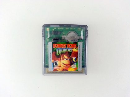 Donkey Kong Country game for Nintendo GameBoy Color - Loose